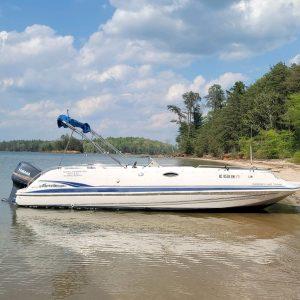 Hurricane Boat Rental Lake James NC