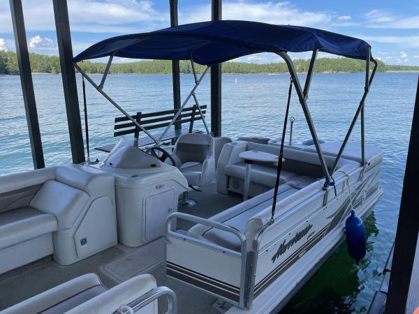 Lake James Boat rental